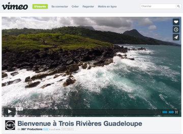 film de la commune de trois rivières