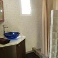Salle d'eau fonctionnelle